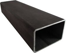 Mild steel rectangle section 100mm x 50mm x 3mm x 3 mtr