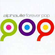ALPHAVILLE Forever Pop REMIXED CD paul van dyk eiffel 65 de-phazz georg kaleve
