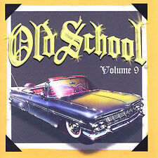 Old School Vol. 9 (CD, Aug-2007, Thump Records)