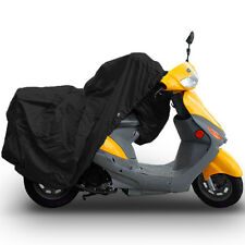 "New Universal Scooter Moped Cover Bikes Weatherproof Storage Covers 80"" Length"