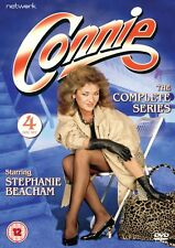 Connie: The Complete Series - DVD NEW & SEALED (4 Disks) - Stephanie Beacham