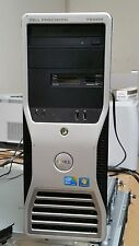 Dell Precision T5500- Intel Xeon 4 Quad-Core E5506 2.13GHz / 8GB / 500GB HD/Win7