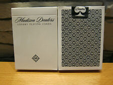 Madison Black Dealers Playing Cards by Ellusionist