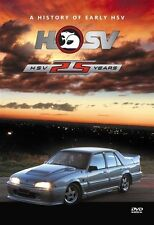 25 Years Of HSV (DVD, 2013) LIKE NEW ... R4