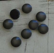 Nice Vintage Set of 8 Plastic Buttons, Nice Iridescence, VERY GOOD CONDITION