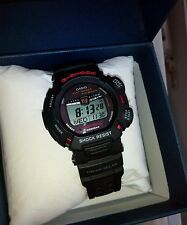 Casio GW9010-1WC Mudman Solar Atomic Rally G-Shock Mud Resistant Men's Watch