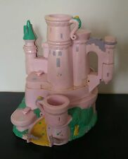 Vintage 90s Girl Toy 1995 Trendmasters Starcastle Castle Pink Magical Tea Party