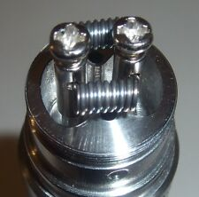 6 X RDA Parallel Coils - 22 Gauge Parallel with 27 Gauge Kanthal 0.15 OHM DUAL