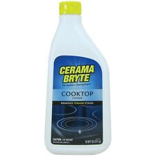 CERAMA BRYTE 20618 Ceramic Cooktop Cleaner (18oz Bottle)