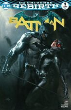 BATMAN 1 VOL 3 GABRIELLE DELL OTTO BULLETPROOF COLOR VARIANT