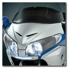 HONDA GL1800 GOLDWING MOTORCYCLE CHROME MIRRORED WIND SCREEN GARNISH PANEL