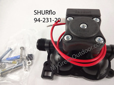 'Original' SHURflo 2088-422-144 Pump Parts Upper Housing /w Switch Kit 94-231-20