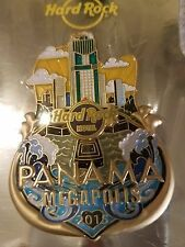 PANAMA,Hard Rock Cafe Pin,MEGAPOLIS HOTEL,Icon City Series,LE