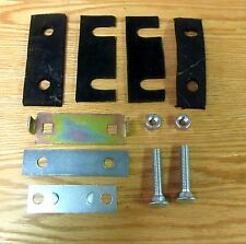 1955 1956 1957 CHEVY RADIATOR SUPPORT to FRAME CUSHION & SHIM KIT , NEW