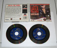 Gioco Pc Cd Rom Michael Ninn's LATEX THE GAME - 2 cd rom OTTIMO sesso Sexy