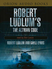 Robert Ludlum's The Altman Code: A Covert-One Novel, Robert Ludlum, Gayle Lynds