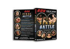Official Ring Of Honor ROH Final Battle 2007 (Pre-Owned)