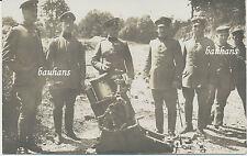 Foto  Minen-Werfer Offiz.-Kurs Juni 1917 in München  (K113)