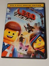 The LEGO Movie DVD (2014, 2-Disc Set, Special Edition)