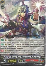 CARDFIGHT VANGUARD: DRAGON FANG CHAIN-SHOTS, SUTHERLAND - G-BT07/032EN R RARE