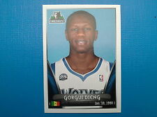 2014-15 Panini NBA Stickers Collection N.285 Gorgui Dieng Minnesota Timberwolves