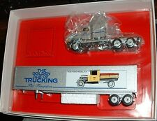 Golden Age of Trucking #2 '97 Ford Model AA & Our Own Dairies Winross Truck