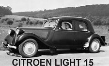 Citroen Light 15 Carpet Set  Traction Avant Big 15 + other car makes