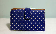 Brand New Dolly's Passport Case X-11 (Blue)
