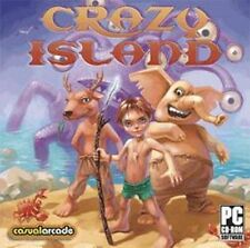 Crazy Island  a Unique Mix of Adventure RPG and Strategy  Win 7 8 Vista XP NEW