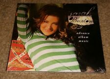Sarah Buxton advance album music CD radio dj promo FACTORY SEALED BRAND NEW rare