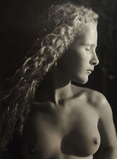 20X24 Jock Sturges Danielle GelatinSilver Photo Signed Titled Dated # 27/40 Mint