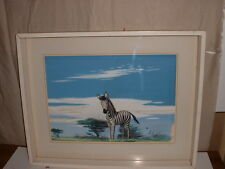 RARE TEMPERA PAINTING BY LISTED ARTIST STEVAN DOHANOS SATURDAY EVENING POST FAME
