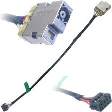 HP ENVY m6-n000 DC Power jack Port Socket w/ Harness Cable Connector