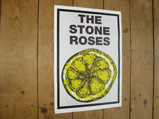 The Stone Roses Lemons Repro POSTER