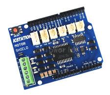 L298P Motor Shield Dual DC Motor Driver Shield for Arduino Raspberry Pi AVR DE