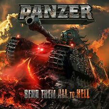 THE GERMAN PANZER - SEND THEM ALL TO HELL  CD NEU