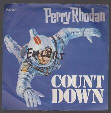 "7"" Sherman Space Perry Rhodan Count Down / Omicron 3 Resono 60`s"