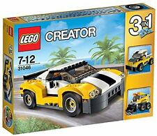 Lego Creator 31046 - Auto Sportiva Gialla 3 IN 1