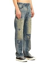 Levi's Vintage Clothing LVC 1933 501 XX Distressed Selvedge Denim Jeans, LN-CC