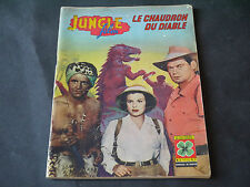 ROMAN PHOTO JUNGLE FILM N°2 DE 1964 JOHNNY WEISSMULLER LE CHAUDRON DU DIABLE