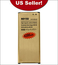 4200mAh High-Capacity Gold Battery Samsung Galaxy Note Edge N9150 N915K N915L