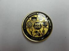CHALLENGE COIN 305TH MAINTENANCE OPERATIONS SQ SCHEDULING PROGRAMS TRAINING MOC
