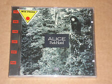 ALICE (TONY LEVIN, PHIL MANZANERA) - PARK HOTEL - CD SIGILLATO (SEALED)