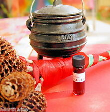 TO WILL - FIRE MAGICAL INK - Wicca  Witch Pagan Goth Spell Ritual Writing