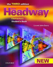 NEW HEADWAY Elementary THIRD EDITION Student's Book by Liz & John Soars @NEW@