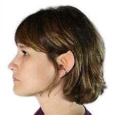 Hobbit Ears Costume - Latex Prosthetic Painted Light