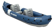 Sevylor Riviera Kayak 2   Person Inflatable Kayak / Canoe Reduced Save €€€€€€€€€