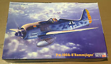 MASTER CRAFT HOBBY KITS 030056 - 1/72 - Fw-190A-8 RAMMJAGER - NUOVO