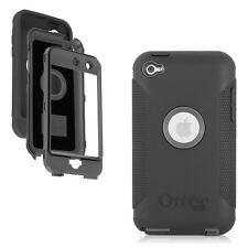 OtterBox iPod Touch 4G 4th Gen Defender Case Black Coal Cover OEM New Original