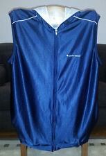 Classic Converse Size XL Basketball Warm Up Top With Hoodie